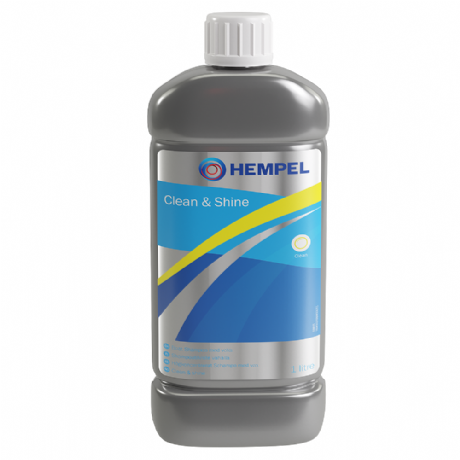 Hempel Clean and Shine Wash and Wax 1000ml